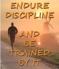 Endure Discipline