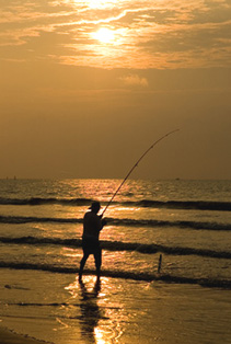 Surf Fishing answered prayer