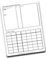 Personal Minsiry Planner